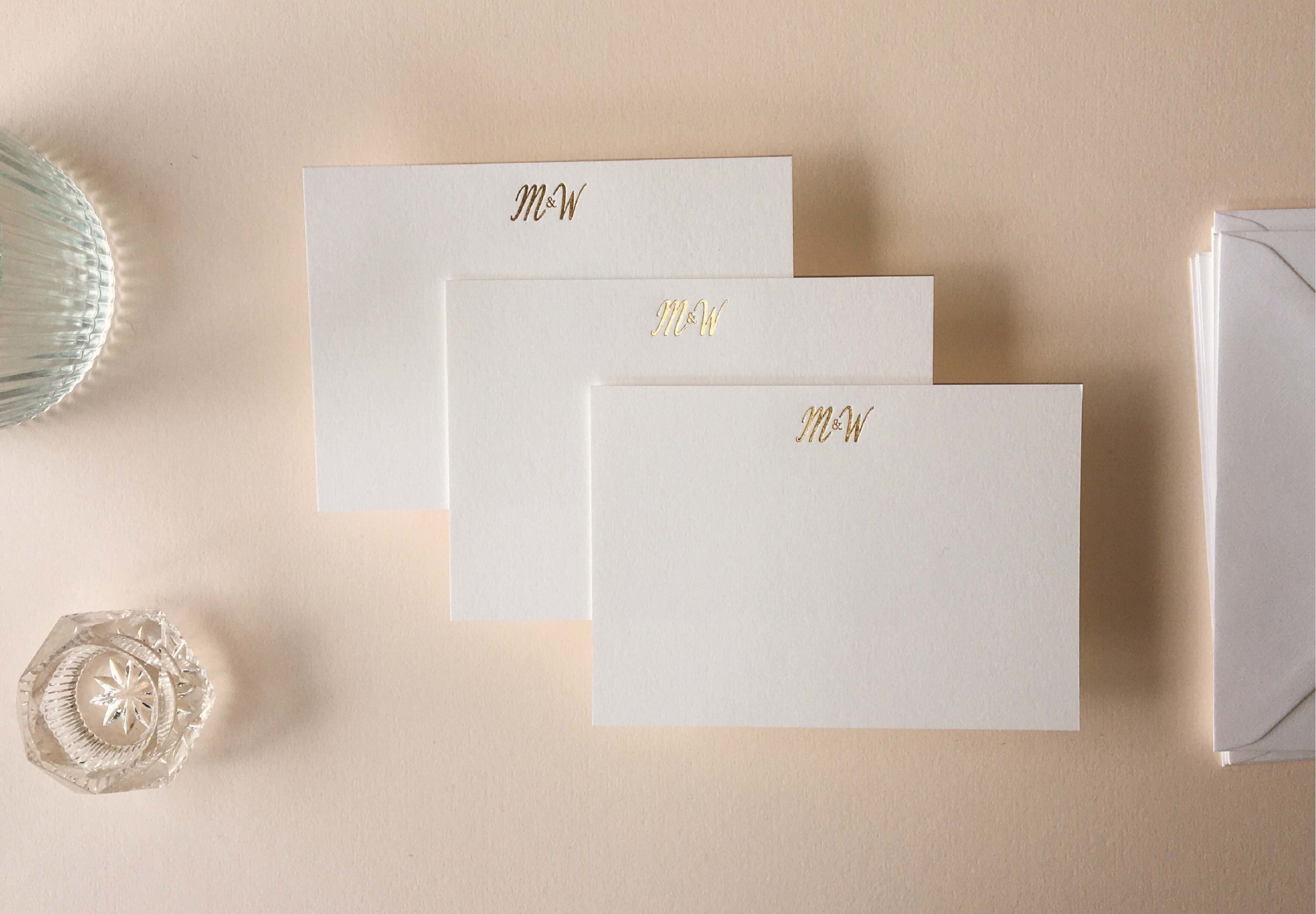 NOTE CARDS 4