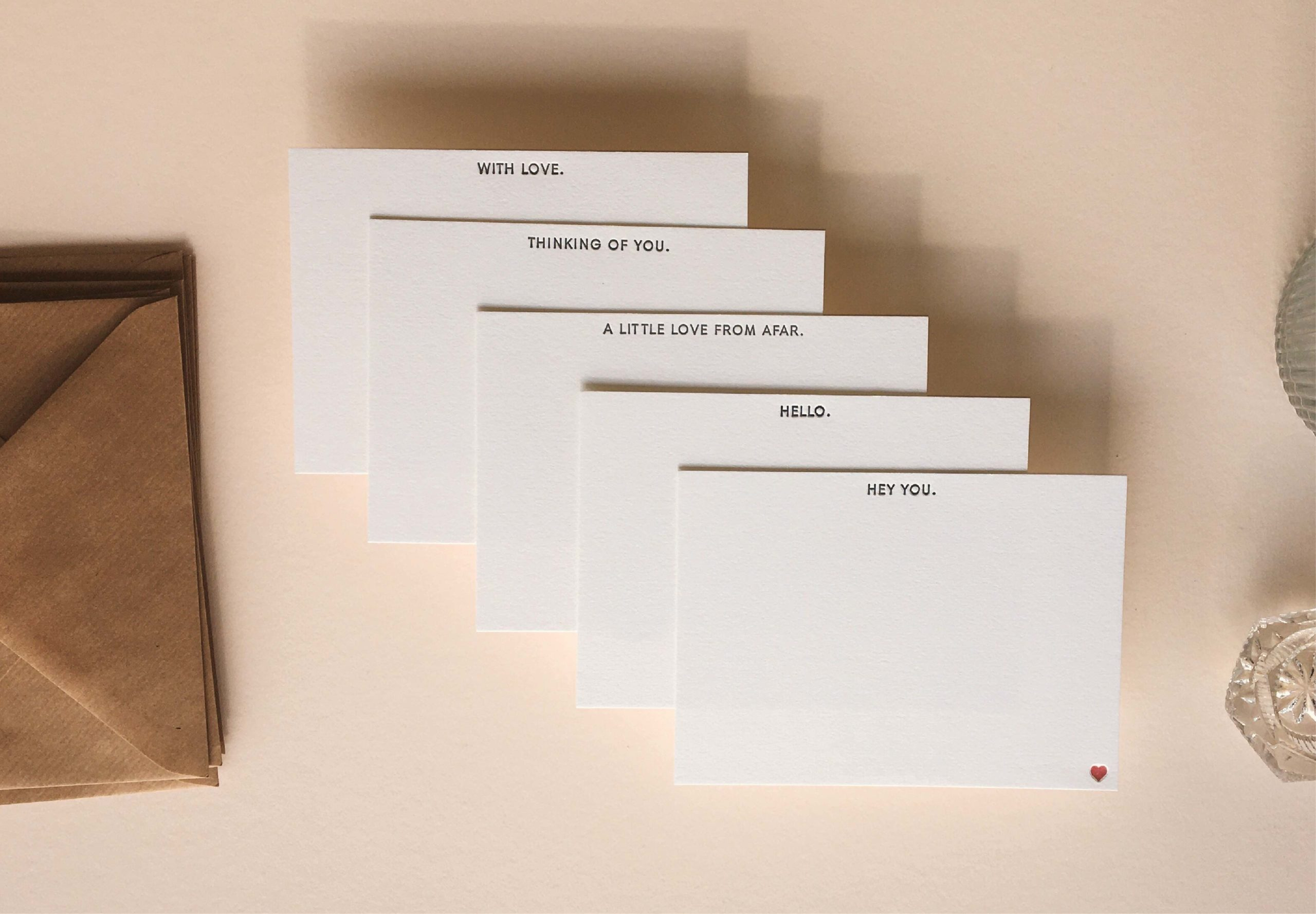 NOTE CARDS 8